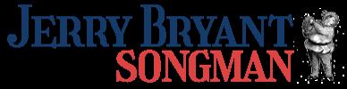 Jerry Bryant Sings Logo